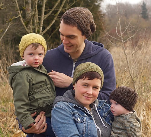 15 Knitted Gift Ideas Barley Hat