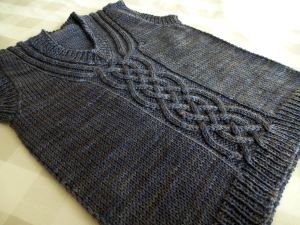 Blackrock Vest 15 Knitted Gift Ideas