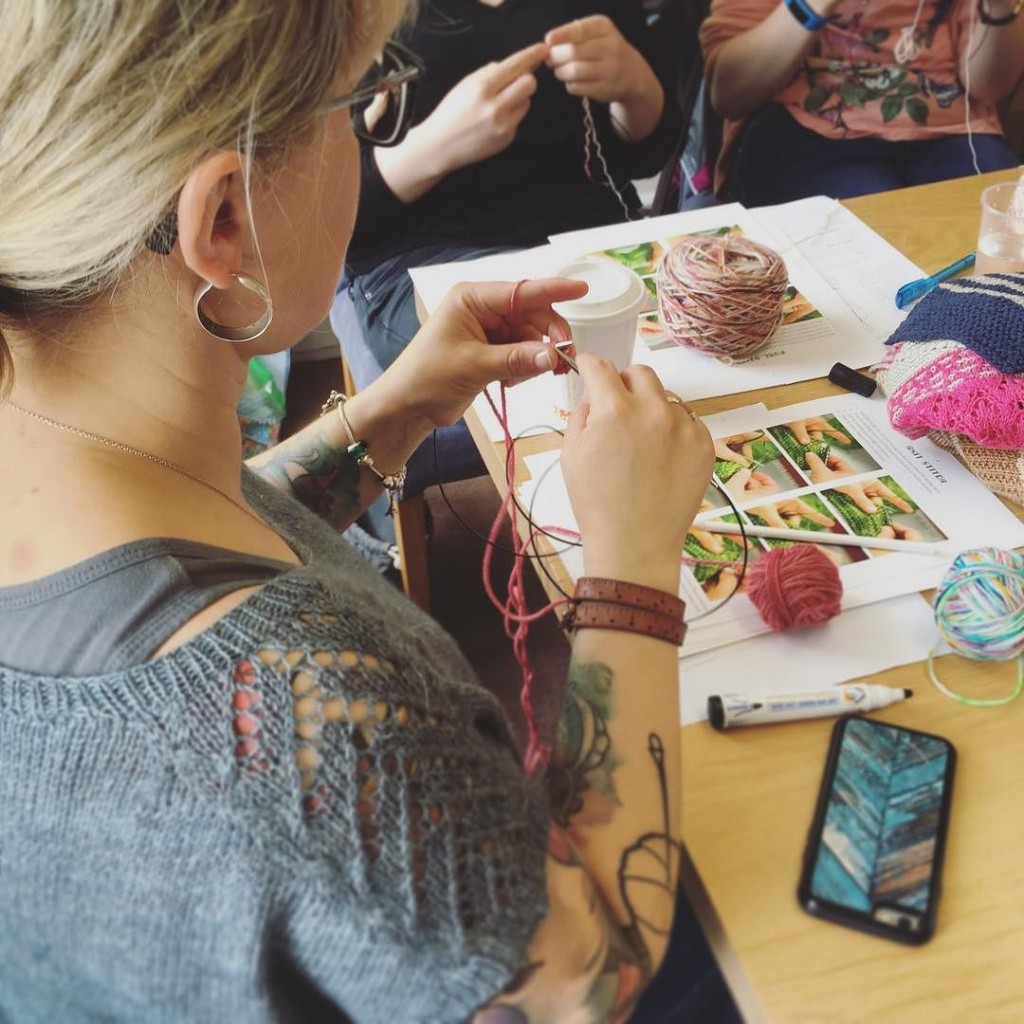 justyna_lorkowska_teaching_at_this_is_knit