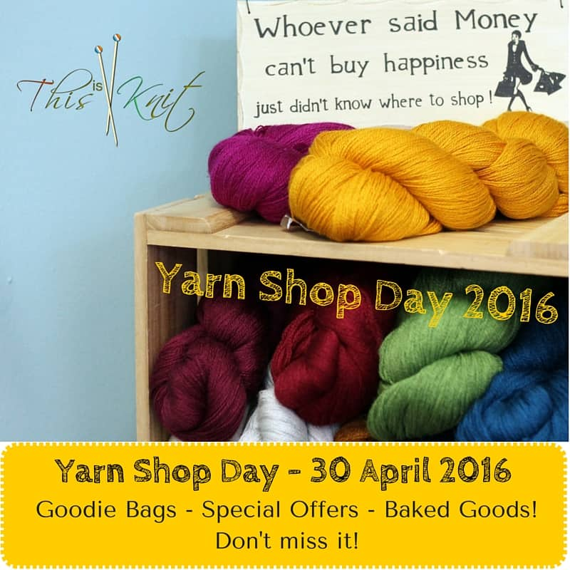Yarn Shop Day2016